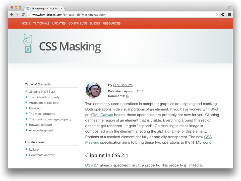 Cutting-edge CSS features for Graphics - CSS Blend Modes